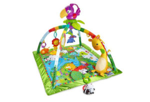 Fisher-Price Best Baby Play Mat Rainforest
