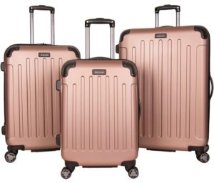 Kenneth Cole Reaction Renegade Expandable Travel Luggage Set