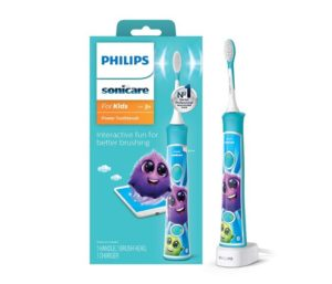 Philips Sonicare Best Electric Toothbrush For Kids, Rechargeable