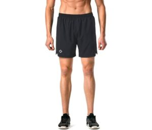 Naviskin Men's 5 Quick Dry Best Running Shorts, Workout Athletic, Outdoor Shorts, Zip Pocket