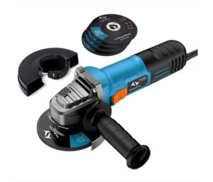 Tilswall Best Angle Grinder Corded Electric Tool, 7Amp