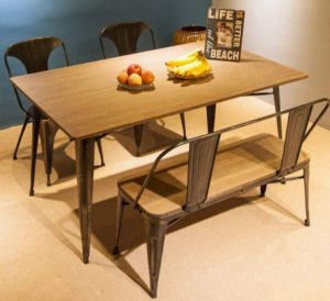 Merax Best Dining Tables Rectangular For Living Room, Only Table