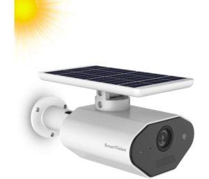 StartVision Solar Powered Security Camera