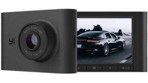 YI Nightscape Wifi Dash Cam Heat-Resistant Superb Night Vision