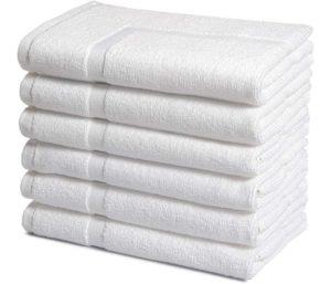 Haven Cotton Bath Mat Towel Set