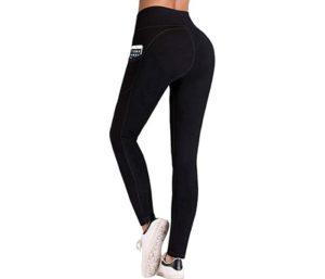 IUGA High Waist SEXY Yoga Pants for Women Workout Pants