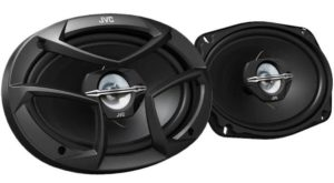JVC Best 6x9 Speakers 3-Way Coaxial Car Speakers
