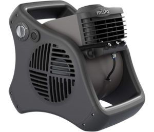 Lasko Best Outdoor Misting Fan Cooling Misters Perfect for Camping Porches Patios Picnics & more