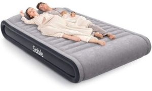 Sable Air Mat Best Camping Mattress for Camping Travelling or Overnight Guests