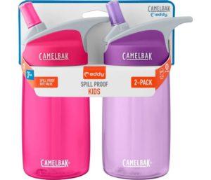 CamelBak eddy Best Water Bottle Reviews 2-packs12oz