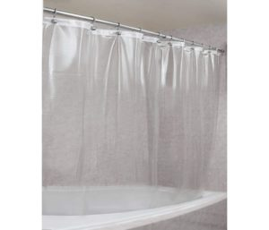 EPICA Strongest Mildew Resistant Best Shower Curtain Liner