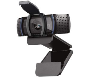 Logitech HD Pro Wireless Webcam Widescreen