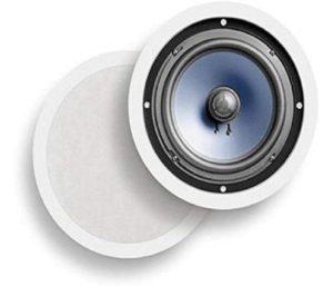 Polk Audio 2-way In-Ceiling 8 Round Best Ceiling Speakers