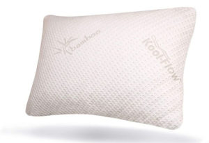 Snuggle-Pedic Ultra-Luxury Best Bamboo Pillows
