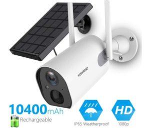YESKAMO Best Solar Powered Security Camera