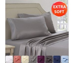Abakan King Bed Best Silk Bed Sheets Set