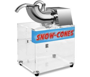Costzon Ice Shaver Electric Crusher
