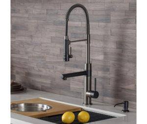Kraus Pre-Rinse Kitchen Faucet