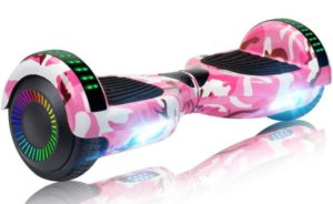 SISIGAD Self Balancing Best Hoverboard for Kids