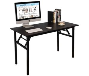 sogesfurniture Best Folding Table Laptop Desk Workstation