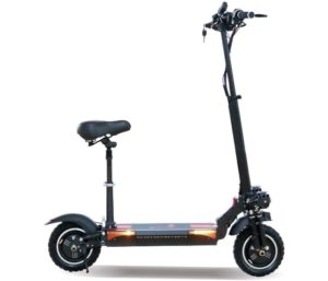 Best Electric Scooter with Seat by JUE SHUAI