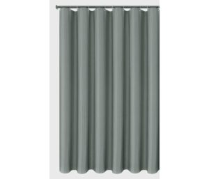 Biscaynebay Fabric Shower Curtain Liners Water Resistant