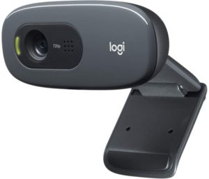 Logitech Desktop or Laptop Webcam