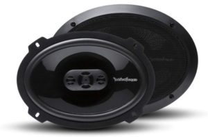 Rockford Fosgate Best 6x9 Speakers 4-Way Full Range Speaker