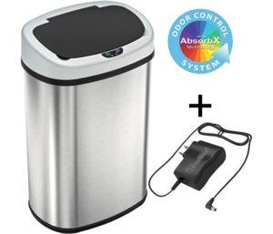 SensorCan 13-Gallon Automatic Sensor Best Kitchen Trash Can