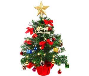 Litake Mini Christmas Tree