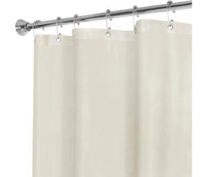 MAYTEX Super Premium 10 Gauge Best Shower Curtain Liner