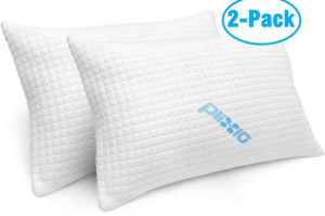 Shredded Memory Foam Bed Pillows for Sleeping