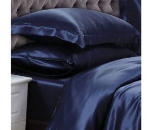 Vuvet Bedding Pure Best Silk Bed Sheets Satin Set