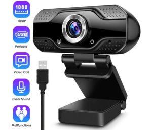 ARCBLD Webcam Video Calling Recording Conferencing Live Class Webcam