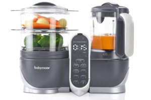 Babymoov 6 in 1 Food Processor of Best Blender For Baby Food