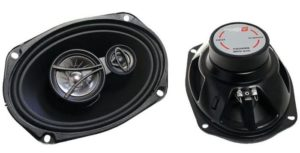 CERWIN VEGA 6 x 9 Inches Coaxial Speaker Set