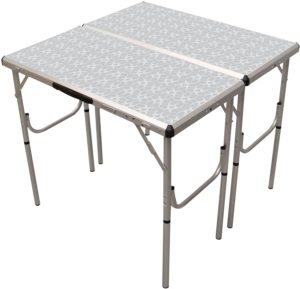 Coleman Pack-Away 4-in-1 Best Folding Camping Table