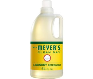 Mrs. Meyer's Clean Day Liquid Laundry Detergent Honeysuckle Scent