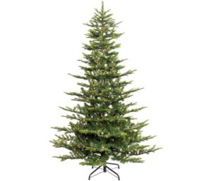 Puleo International Artificial Best Small Christmas Tree with Lights