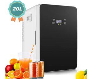20L Mini Fridge, Best Mini Freezer, Road Trips Homes Offices