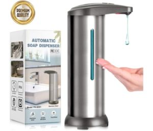 Best Automatic Soap Dispenser, Touchless Hands Free