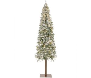 Best Choice Products Artificial Alpine Best Small Christmas Tree with Lights
