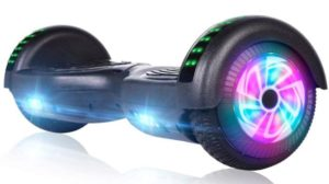 FLYING-ANT Best Hoverboard for Kids with LED Light