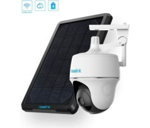 Solar Panel Wireless Security Camera by Reolink