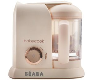 BEABA Babycook Steam Cooker & Blender