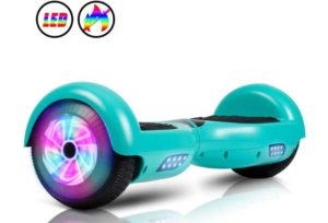 JOLEGE LED Light Hoverboard