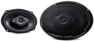Kenwood Best 6x9 Speakers 5-Way Car Speakers