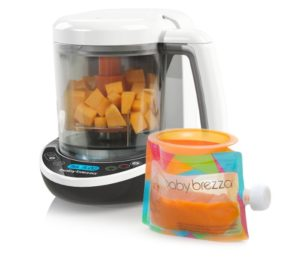 Baby Brezza Baby Food Maker Set