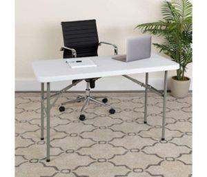 Flash Furniture Best Folding Table Plastic
