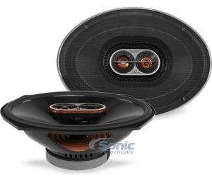 Infinity 6 x 9 3-Way Car Audio Speaker